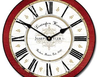 Vermont Red Clock