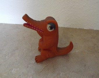 Dolax Rubber Alligator Toy Made in Spain
