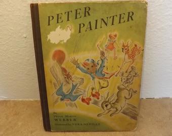 Peter Painter Vintage Book