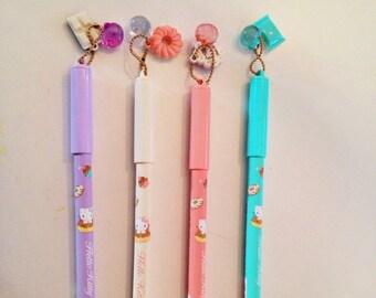 Sweet pendant Hello Kitty Gel Pen