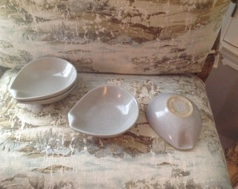 Set of perfect grey raymore bowls