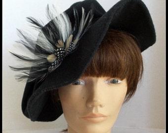 Vintage Slouchy Hat