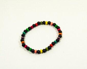 Elastic Multicolor Bracelet - Boho Dream