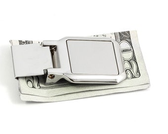 Personalized Quality Money Clip