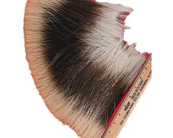 """Imitation Porcupine Hair 10"""" 1oz"""