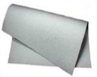 "8x12 Semi Soft Fusing Fiber Paper 1/8"" Thick Sheet KILN MOLD Fusing Supplies"