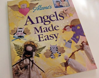 "Craft Book Papercraft ""Angels Made Easy"""