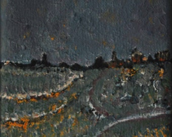 Tiny Painting, Landscape