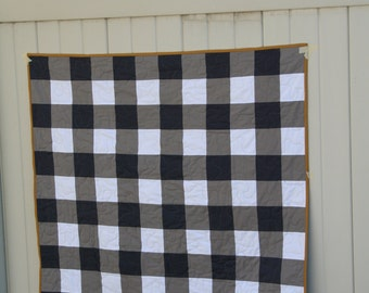 Gingham Quilt Pattern