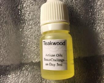 Teakwood Oil 5 ml