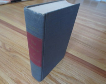 1960 THE AGE Of ROOSEVELT The Politics Of Upheaval By Arthur M. Schlesinger, Jr. Hardcover 657 Pages Plus Notes And Index