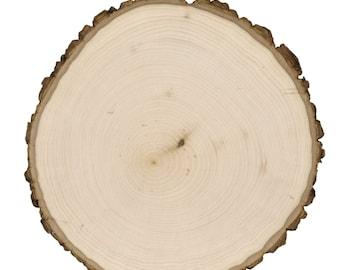 Basswood Round- Thick