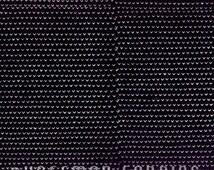 Me + You Zebra Black Print Batik Fabric (102-163) Hand Dyed Indah Bali Batik by Hoffman Fabrics - Yardage