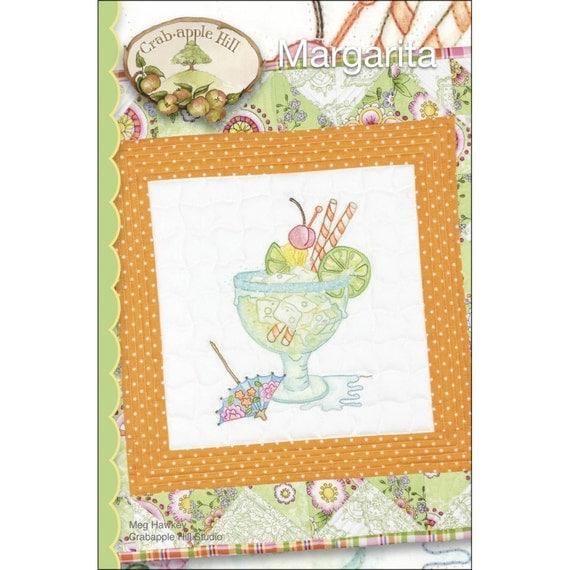 Pattern quot margarita by crab apple hill hand