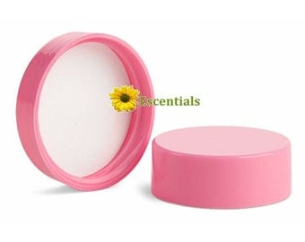 Pink Jar Lid 33/400 - 10 Pack