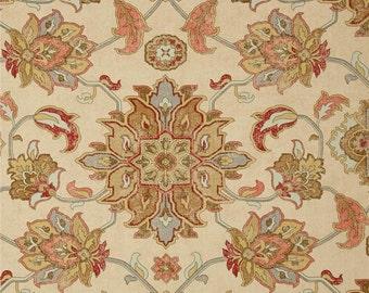 Brooklyn Caramel cotton fabric by the yard Magnolia Home Fashions