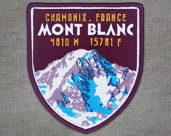 Mont Blanc Patch