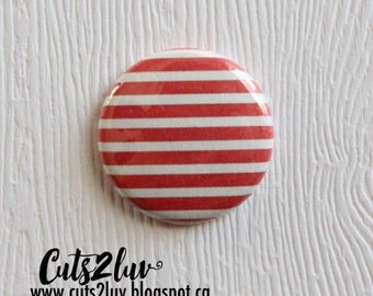 """Badge 1 """"line Red"""