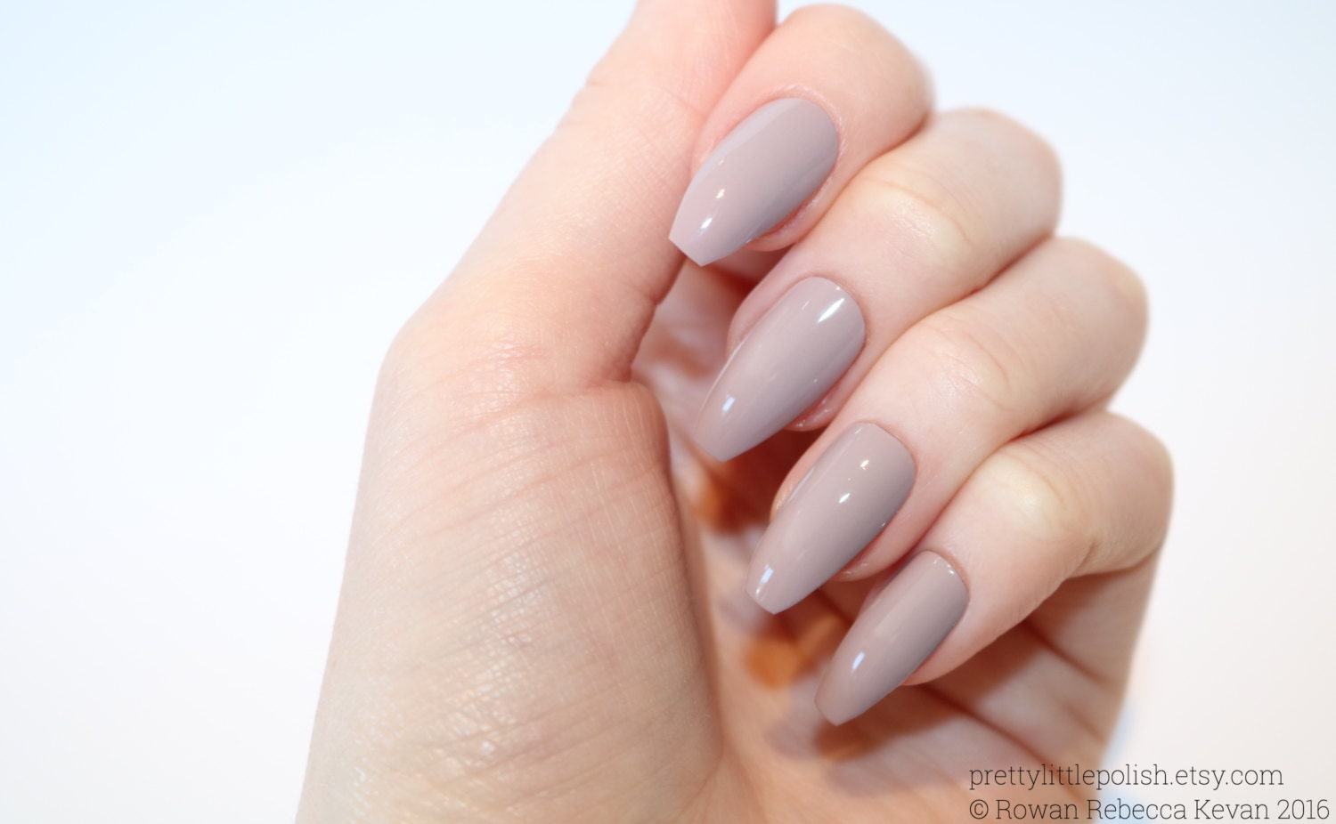 Mocha coffin nails nail designs nail art nails stiletto nails 1452 prinsesfo Image collections