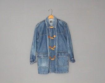 Vintage Denim Barn Jacket Liz Wear