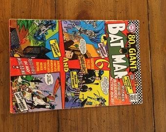 Giant Batman Comic #139