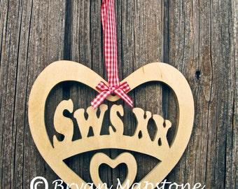 Sws (Kiss) heart