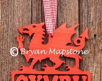 Cymru dragon