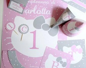Hello Kitty Party kit
