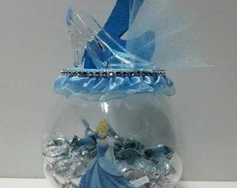Cinderella Birthday Centerpiece