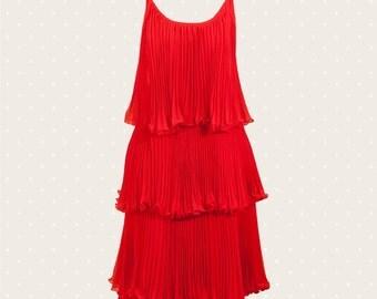 Stylish '60s dress