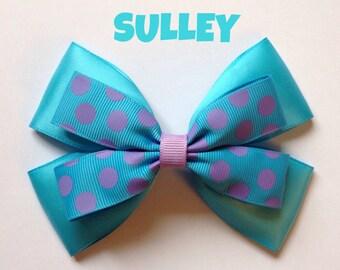 sulley hair bow
