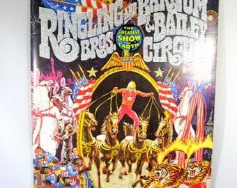 Circus Ringling Brothers Barnum & Bailey Bicentennial Memorabilia Ephemera