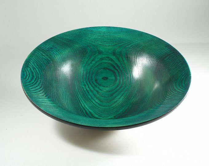 Bowl made from ash