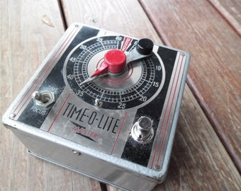 DenTone Steampunk octave fuzz pedal boutique effect box Hand built in the USA