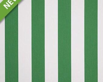 SUNBRELLA Indoor / Outdoor Fabric By The Yard ~ Cabana Emerald