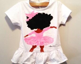Afro Ballerina