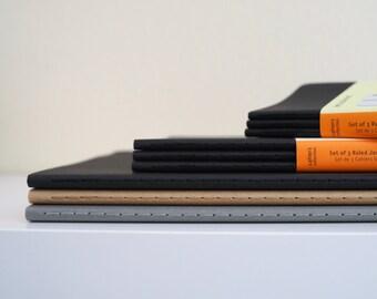 CUSTOM // Moleskine Pocket, Large, or XL Cahier Journals // Embossed or Hand-lettered Notebook // Prayer Journal