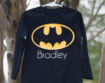 Batman Shirt - Personalized Batman Shirt