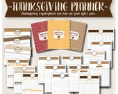 Thanksgiving Planner and ...