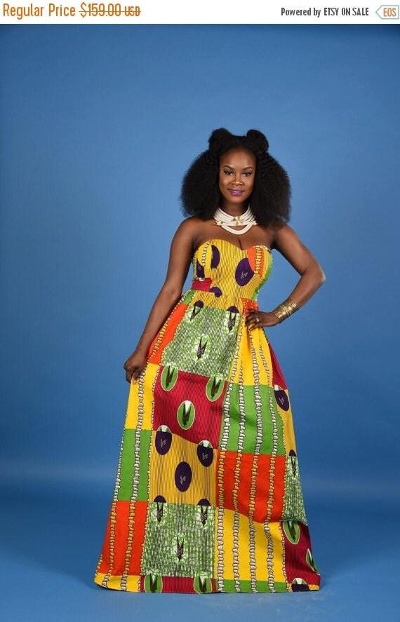 SALE NEW Ivy Bustier Maxi Dress
