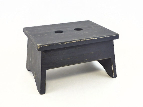 Small Step Stool Children S Rustic Step Stool Small Foot