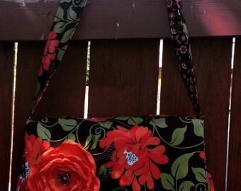 Flower Power Diaper Bag