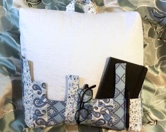 Bookshelf Pocket Pillow