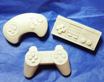 Video Game Controller soap, X Box,Playstation, Nintendo