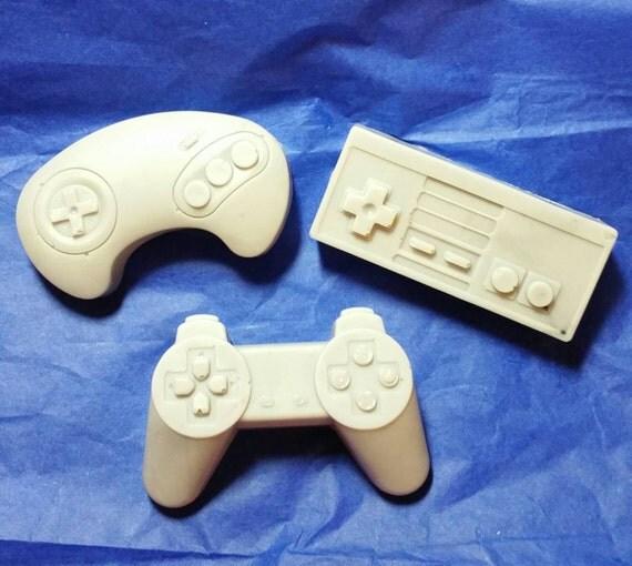 Video Game Controller soap, X Box,Playstation, Nintendo