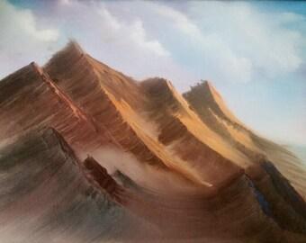 Dry Mountain Air