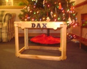 DAX Custom Dog Feeder