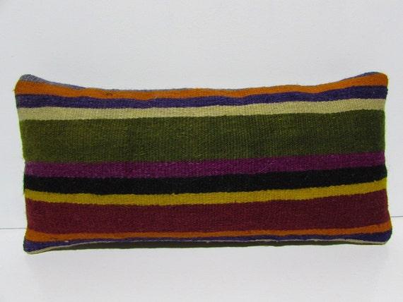 Throw Pillows On Clearance : decorative pillow throw pillow lumbar bench by DECOLICKILIMPILLOWS