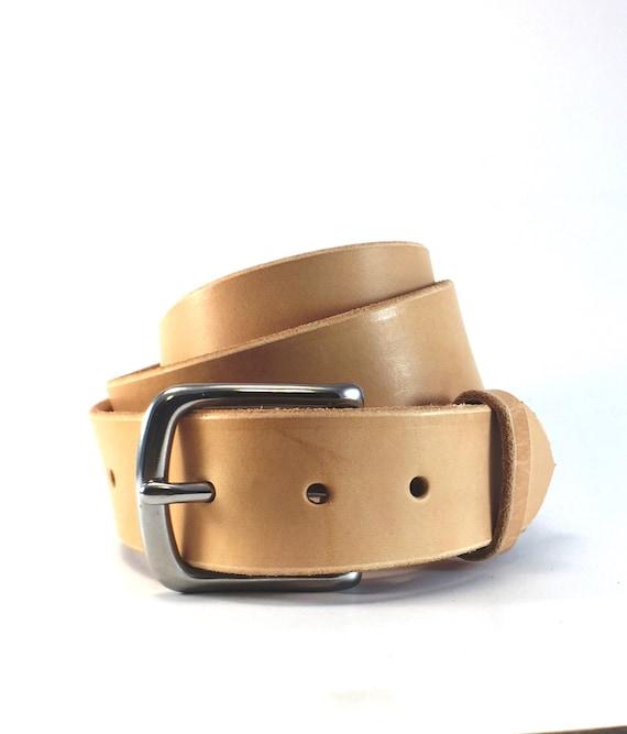 vegetable tanned s belt 100 year belt