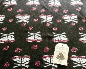 Women's Tank -Skulls- Shirt, curved hem, or tunic length.